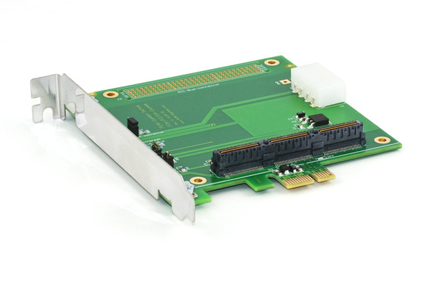 PCI-Express-PCIe_104 Adapter:PCIe_104卡测试接口
