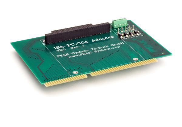 IPEH-002078 ISA-PC_104适配器