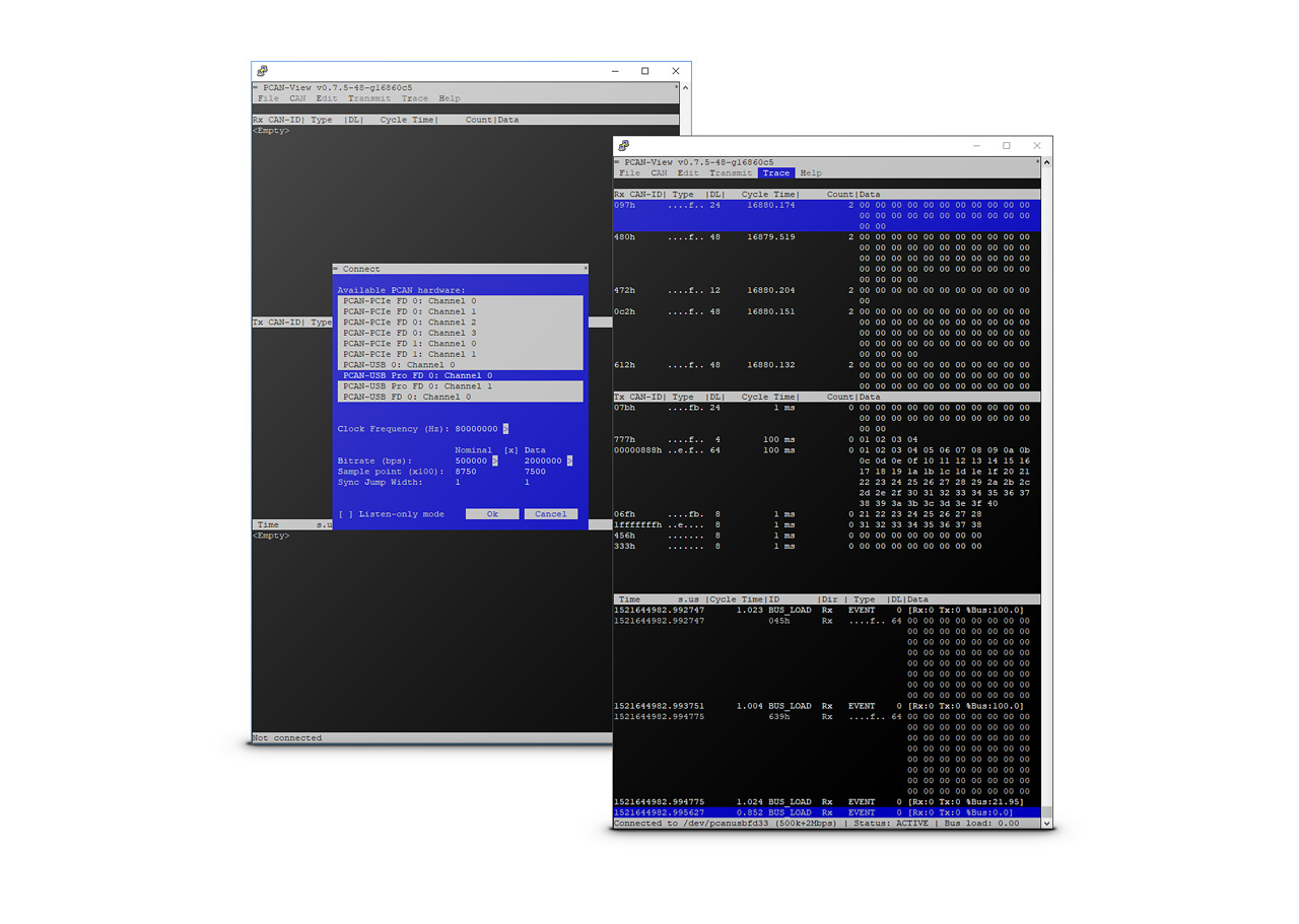 Linux PCAN Driver: Overview